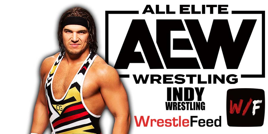 Chad Gable AEW Article Pic 1 WrestleFeed App