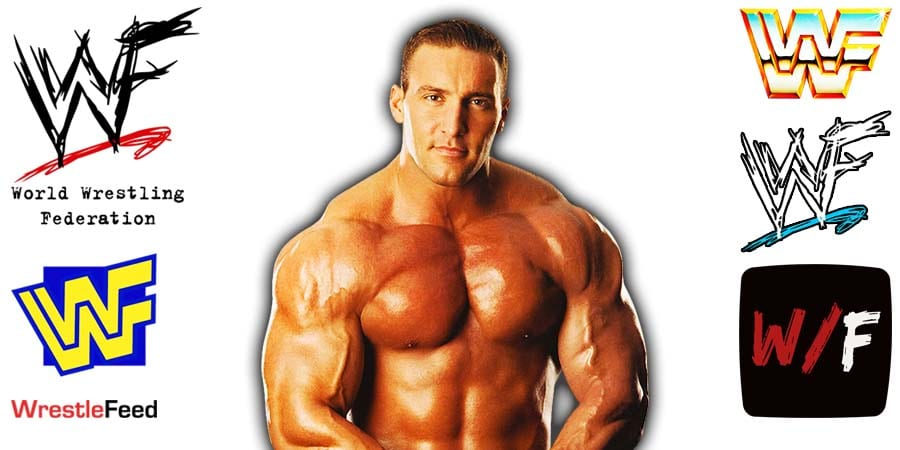 Chris Masters Article Pic 1 WrestleFeed App
