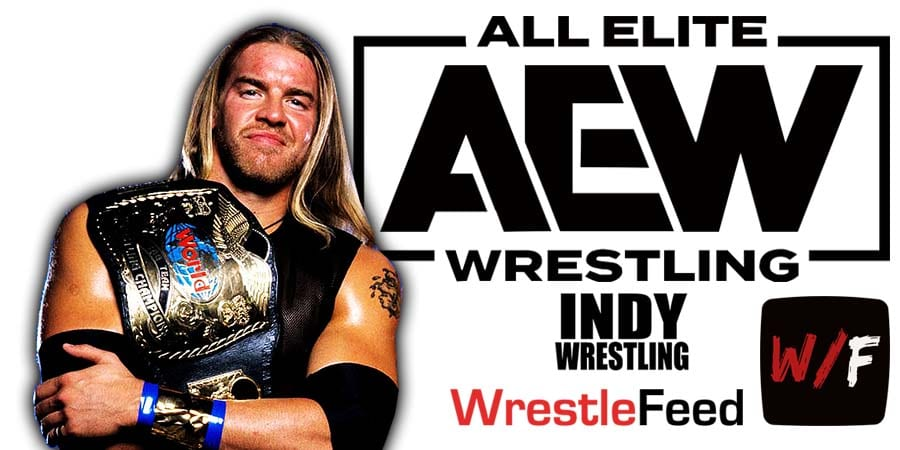 Christian AEW All Elite Wrestling Article Pic 1 WrestleFeed App