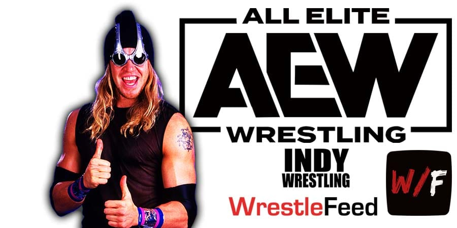 Christian AEW All Elite Wrestling Article Pic 2 WrestleFeed App