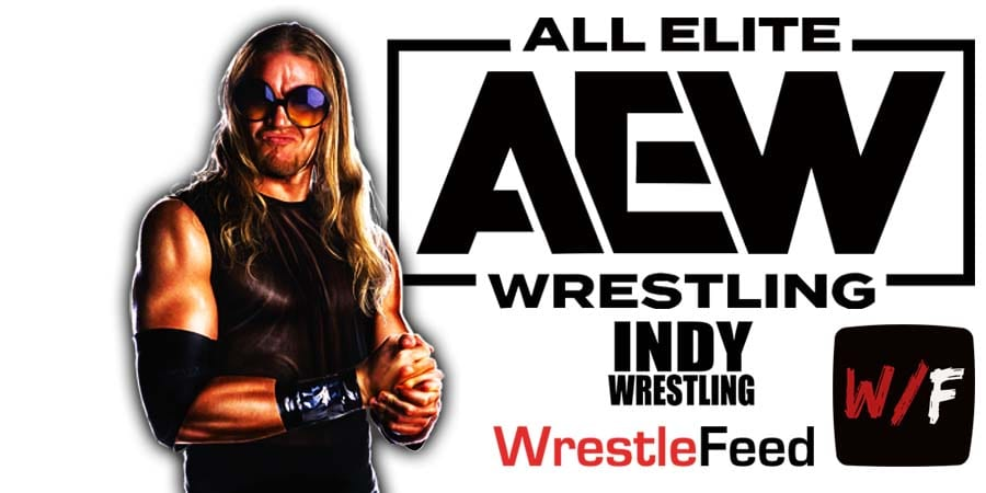 Christian Cage AEW All Elite Wrestling Article Pic 4 WrestleFeed App