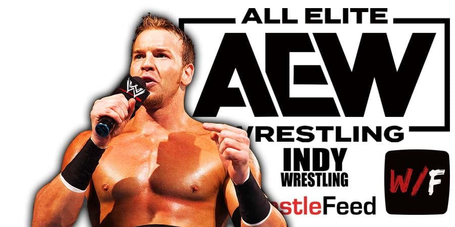 Christian Cage AEW All Elite Wrestling Article Pic 5 WrestleFeed App