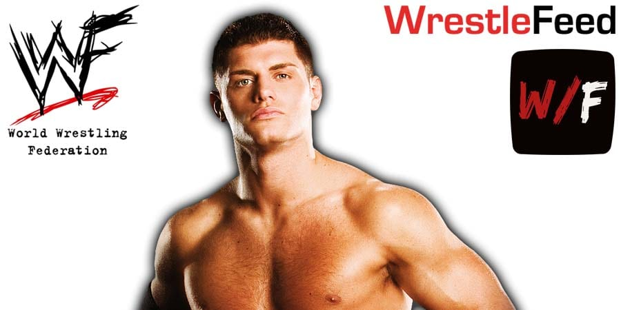 Cody Rhodes Article Pic 1 WrestleFeed App