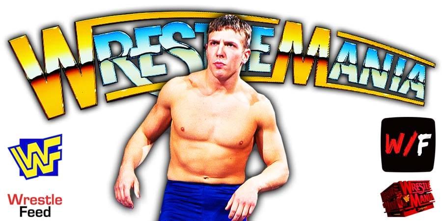 Daniel Bryan WWE WrestleMania 37 WrestleFeed App