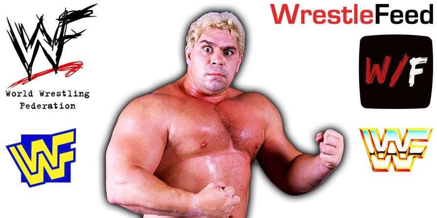 Dino Bravo WWF Article Pic 1 WrestleFeed App