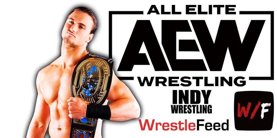 Drew McIntyre AEW Article Pic 1 WrestleFeed App