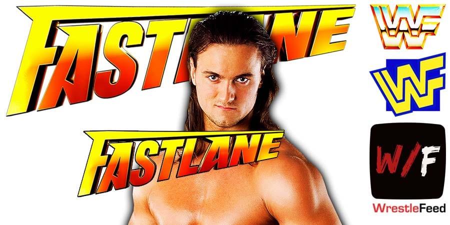 Drew McIntyre Fastlane 2021 WrestleFeed App