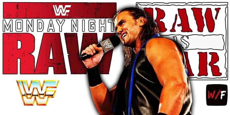 Drew McIntyre RAW Article Pic 4 WrestleFeed App