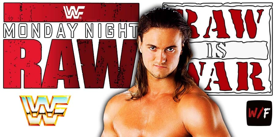 Drew McIntyre RAW Article Pic 5 WrestleFeed App