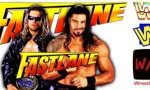Edge Roman Reigns Fastlane 2021 WrestleFeed App