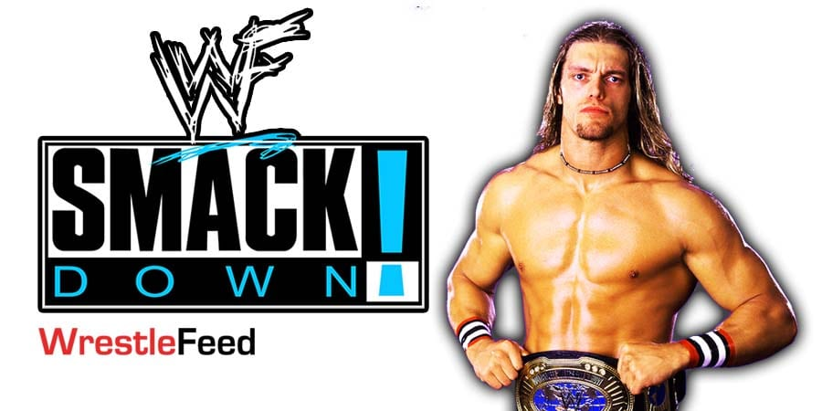 Edge SmackDown Article Pic 5 WrestleFeed App