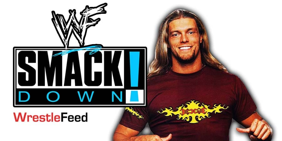 Edge SmackDown Article Pic 3 WrestleFeed App