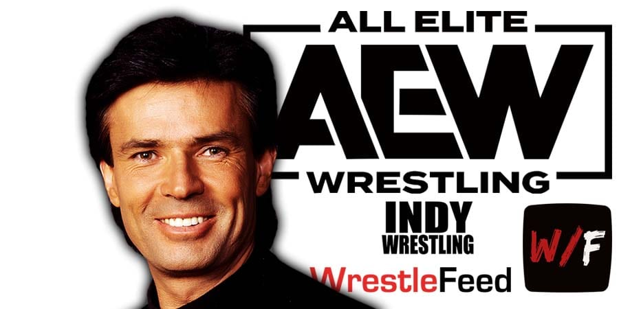 Eric Bischoff AEW Article Pic 3 WrestleFeed App