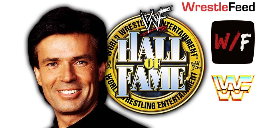 Eric Bischoff WWE Hall Of Fame WrestleFeed App