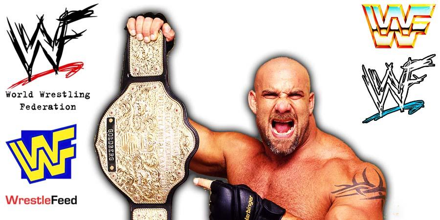 Goldberg Article Pic 7 WrestleFeed App