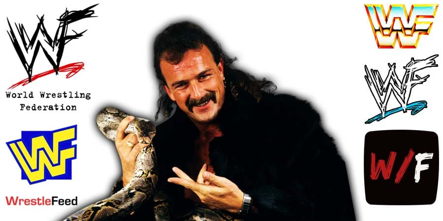 Jake The Snake Roberts Article Pic 2 WrestleFeed App