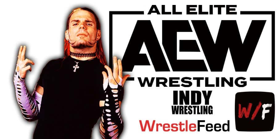 Jeff Hardy AEW Article Pic 2 WrestleFeed App