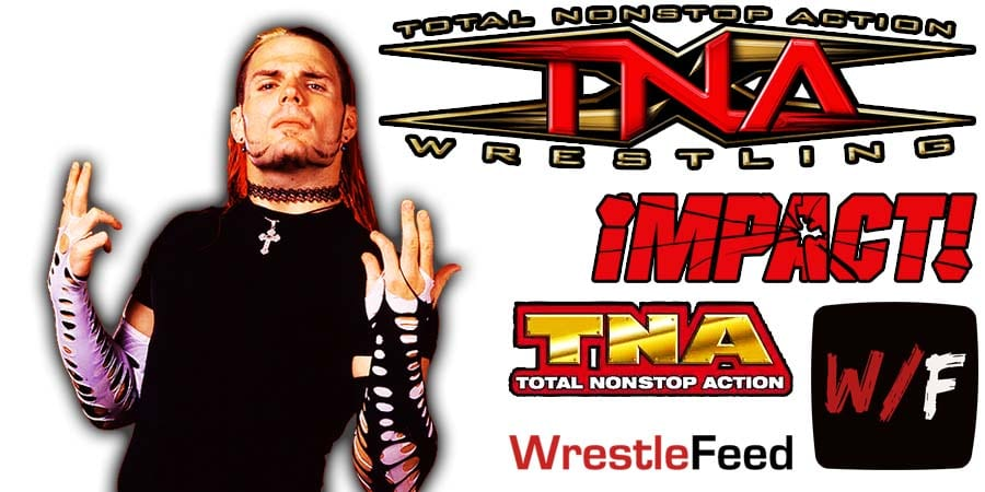 Jeff Hardy TNA Impact Wrestling Article Pic 1 WrestleFeed App