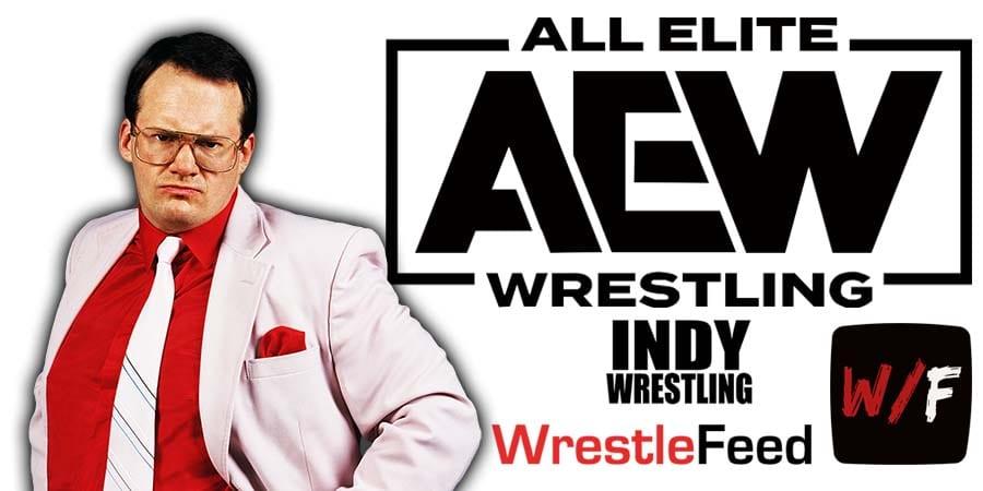 Jim Cornette AEW Article Pic 2 WrestleFeed App