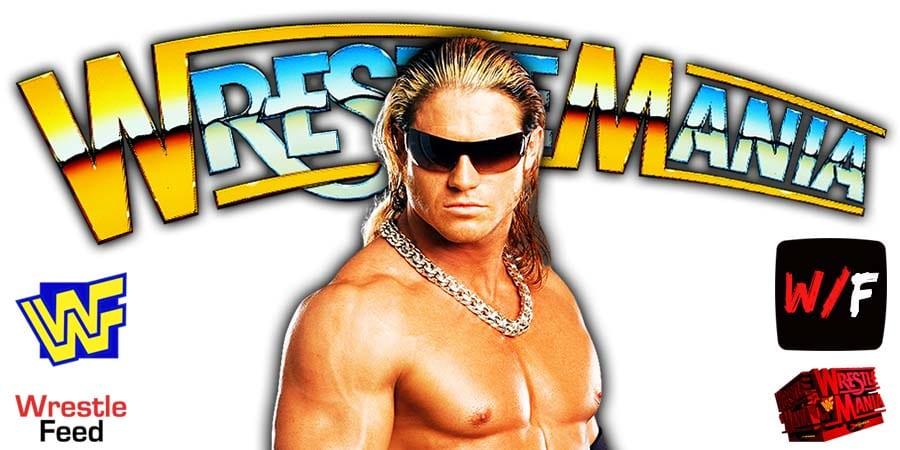 John Morrison WrestleMania 37 WrestleFeed App