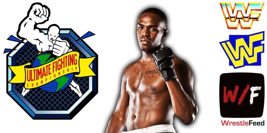 Jon Jones UFC Article Pic 1 WrestleFeed App