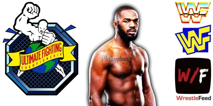 Jon Jones UFC Article Pic 2 WrestleFeed App