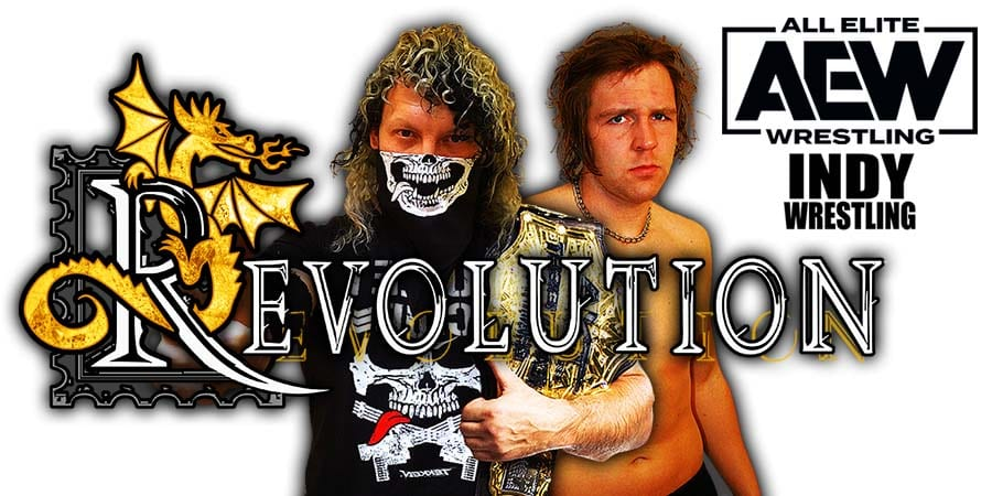 Jon Moxley loses to Kenny Omega at AEW Revolution 2021