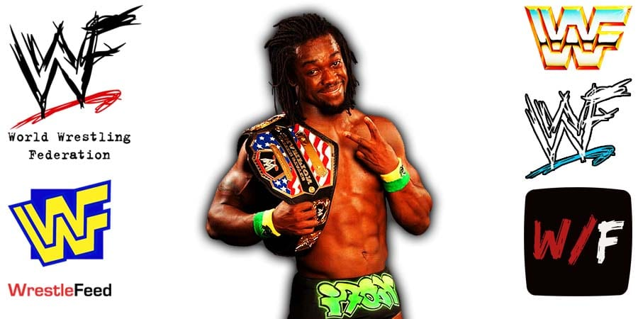Kofi Kingston Article Pic 1 WrestleFeed App