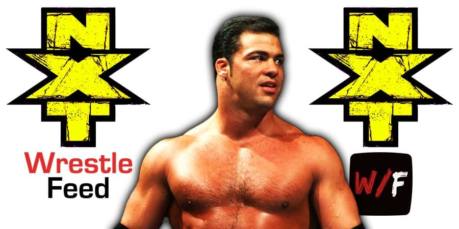 Kurt Angle NXT WrestleFeed App