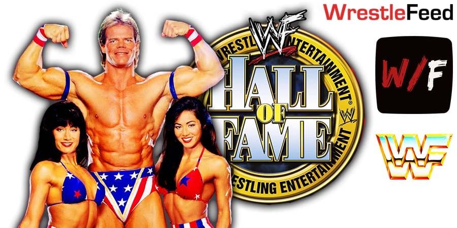 Lex Luger WWF WWE Hall Of Fame WrestleFeed App