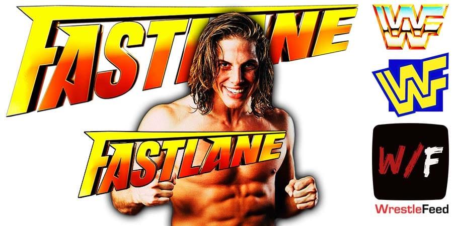 Matt Riddle Wins At Fastlane 2021 WrestleFeed App