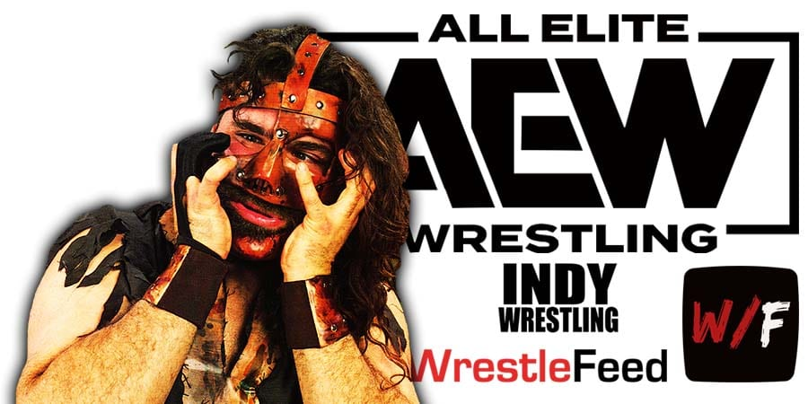 Mick Foley AEW All Elite Wrestling Article Pic 2 WrestleFeed App