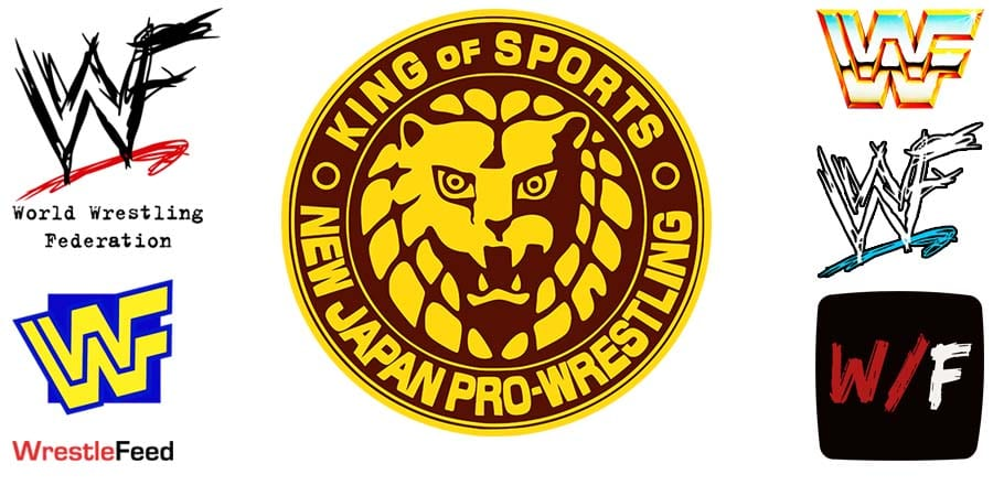 NJPW New Japan Pro Wrestling Logo Article Pic 2 WrestleFeed App