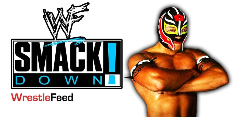 Rey Mysterio SmackDown Article Pic 4 WrestleFeed App