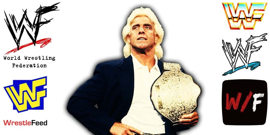 Ric Flair Article Pic 4 WrestleFeed App