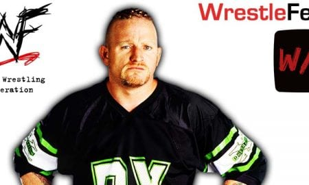 Road Dogg Jesse James - Brian Armstrong Article Pic 1 WrestleFeed App
