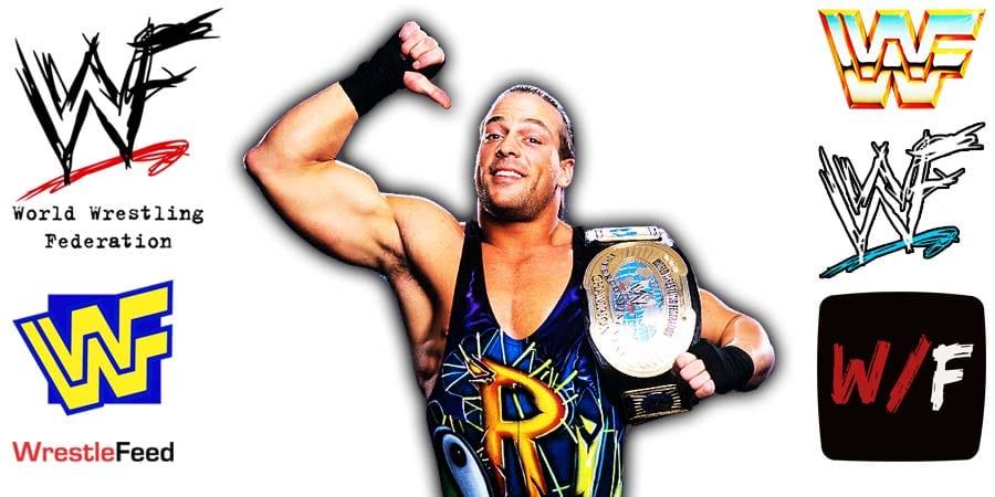 Rob Van Dam RVD Article Pic 5 WrestleFeed App