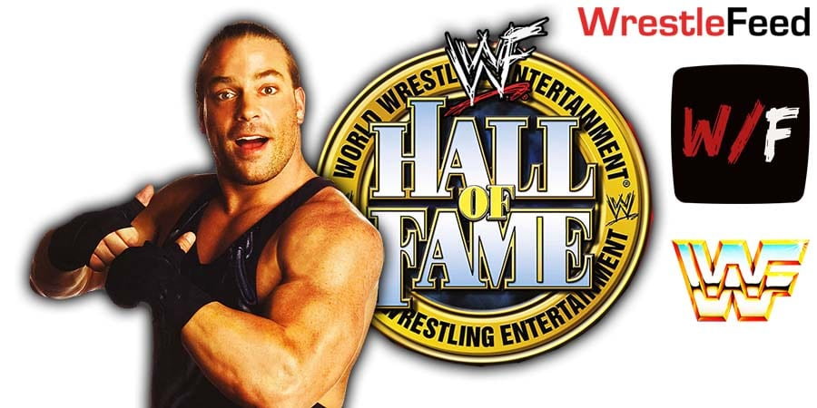 Rob Van Dam RVD WWE Hall Of Fame Class Of 2021 WrestleFeed App