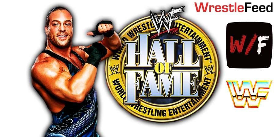 Rob Van Dam WWE Hall Of Fame 2021 WrestleFeed App