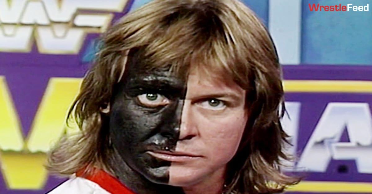 Roddy Piper Blackface Black Face Paint WWF WrestleMania 6 VI 1990 WrestleFeed App