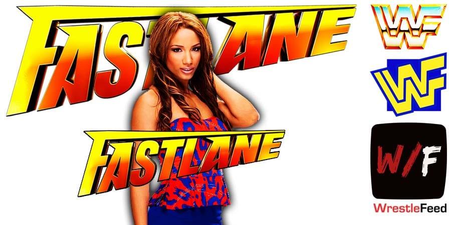 Sasha Banks Fastlane 2021 WrestleFeed App