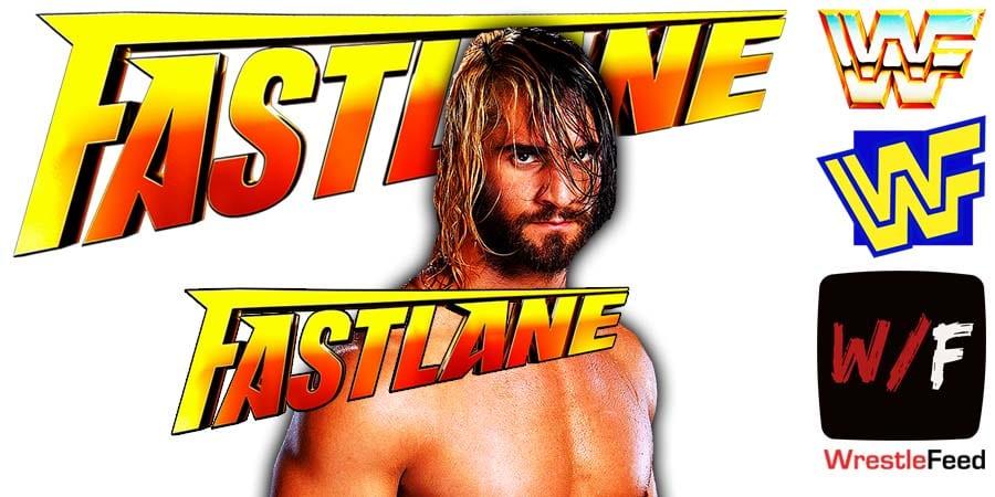 Seth Rollins Fastlane 2021 WrestleFeed App