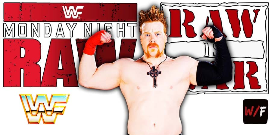 Sheamus RAW Article Pic 2 WrestleFeed App