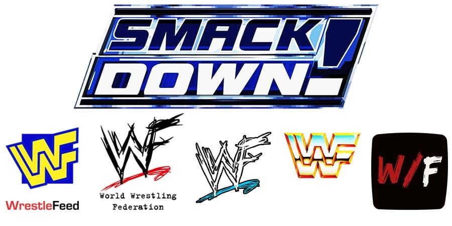 SmackDown Logo Article Pic 2 WrestleFeed App