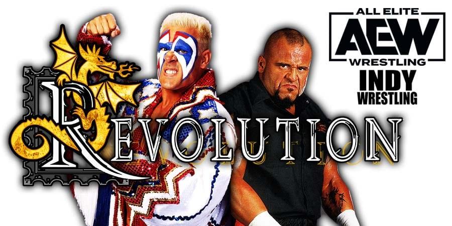 Sting wins at AEW Revolution 2021