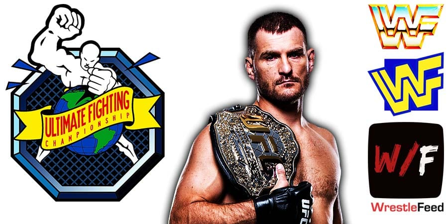 Stipe Miocic Loses At UFC 260 WrestleFeed App