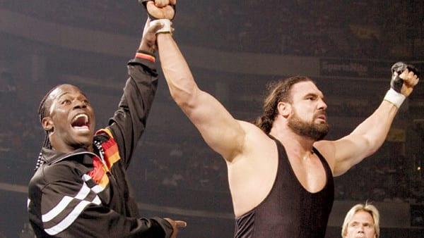 Sylvester Terkay Elijah Burke WWE ECW