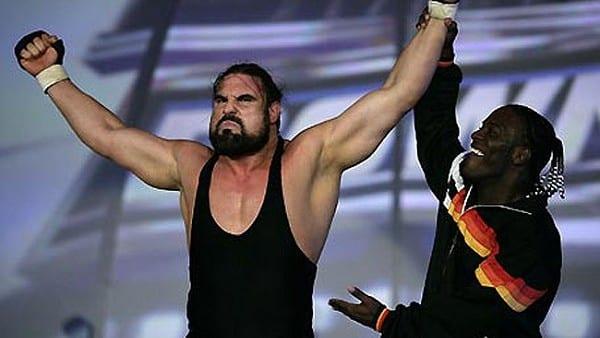 Sylvester Terkay Elijah Burke WWE SmackDown