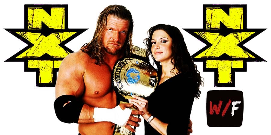 Triple H Stephanie McMahon NXT Article Pic 2 WrestleFeed App