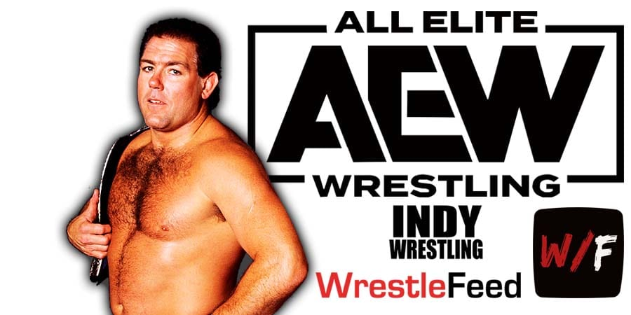 Tully Blanchard AEW Article Pic 1 WrestleFeed App